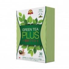 Green Tea Plus Natural Pure Plus (30เม็ด) สารสกัดเข้มข้นจากชาเขียวแท้