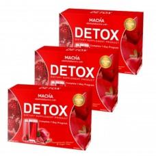 MACHA Detox มาช่าดีท็อกซ์ 3 กล่อง