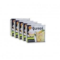 Nature Gift จินเจอร์ พลัส 1 ชุด มี 5 กล่อง กล่องละ 10 ซอง